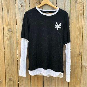 🍁Zoo York | Graphic logo T-shirt Size M